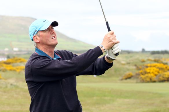John Mitchell. Picture courtesy:  Cork Golf News