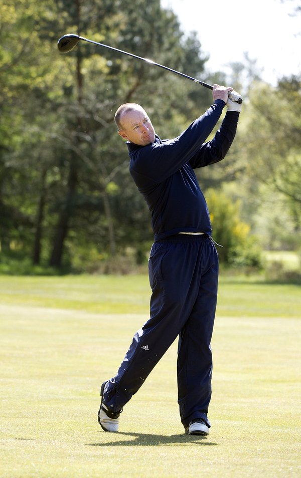 Craig Watson, the new GB&I Walker Cup captain
