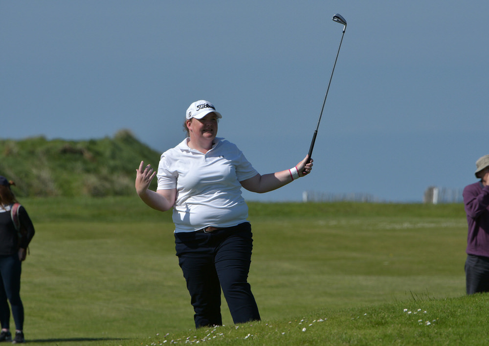 2016 Irish Women's Close Amateur Championship at Lahinch Golf Cl