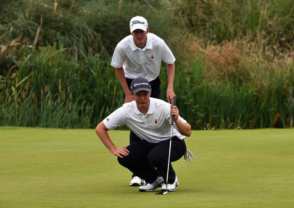 2016 Interprovincial Championship at Fota Island Golf Club