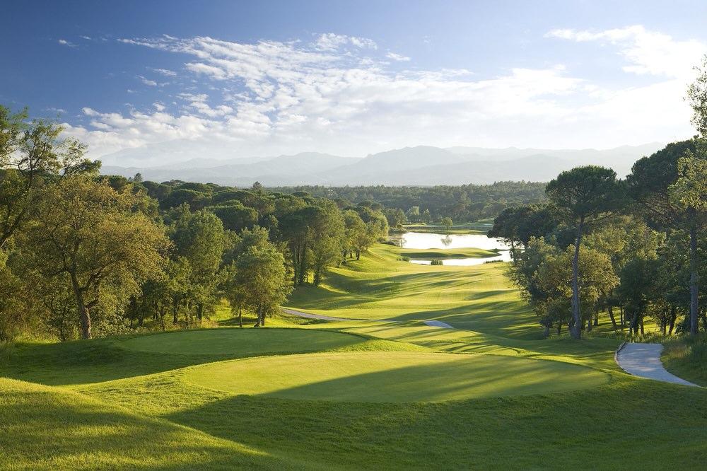 The 13th at PGA Golf de Catalunya's Stadium Course