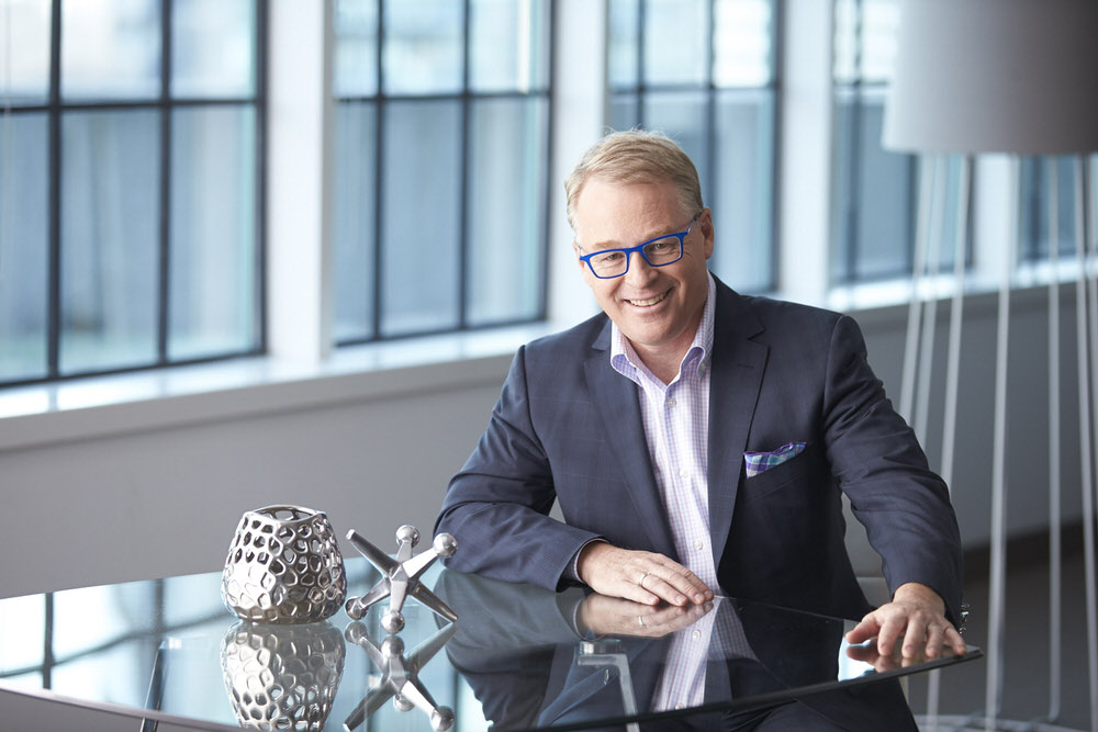Keith Pelley, European Tour Chief Executive. Picture: Getty