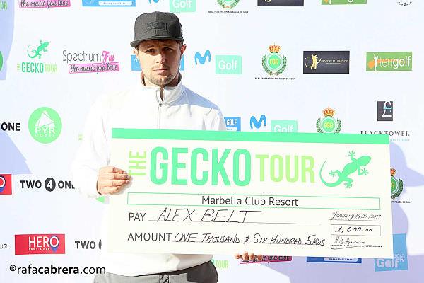 Alex Belt. Picture:  Ten-golf.com