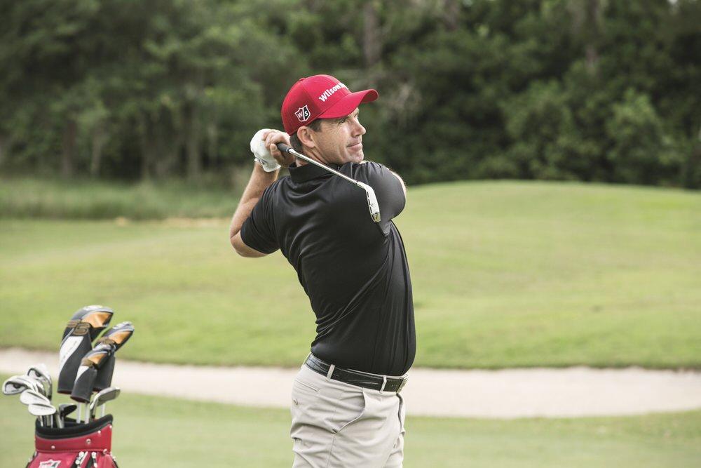 Wilson Golf's Pádraig Harrington