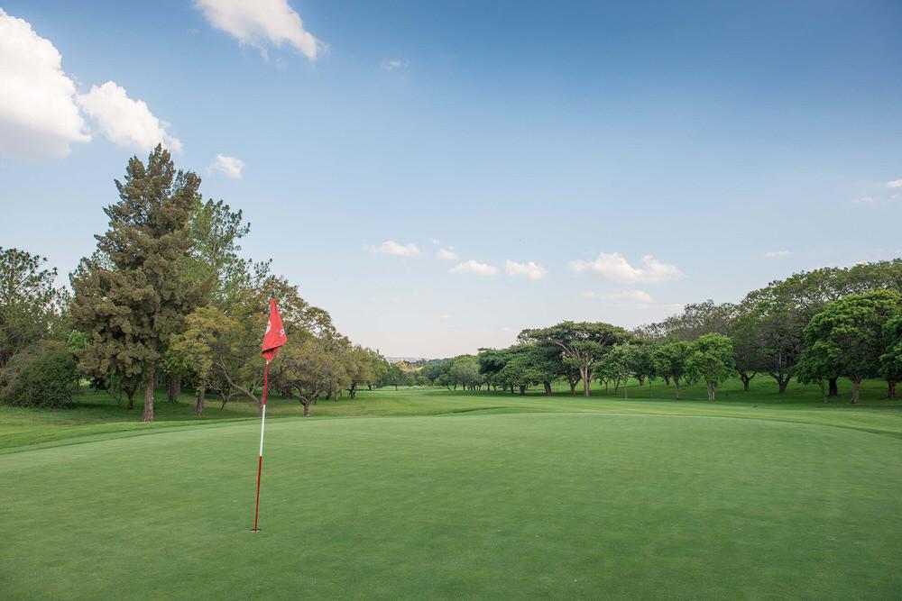 Pretoria Country Club.