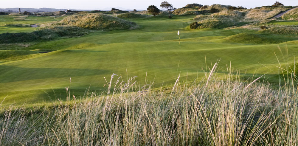The seventh at  Laytown and Bettystown