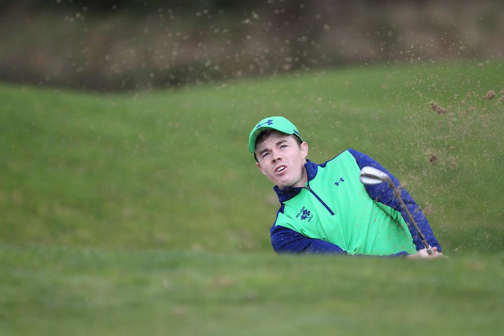 Stuart Grehan. Picture: Golffile/GUI