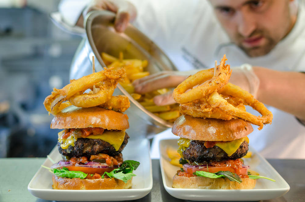 A new chef has transformed the restaurant at St Margaret's Golf and Country Club
