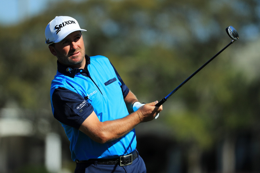 ORLANDO, FL - MARCH 16: Graeme McDowell of Northern Ireland plays his shot from the 14th tee during the first round of the Arnold Palmer Invitational Presented By MasterCard. Photo by Richard Heathcote/Getty Images