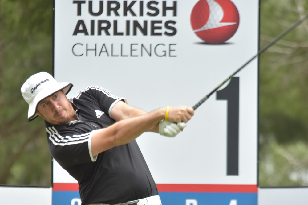 Ryan Evans. Picture courtesy Turkish Airlines