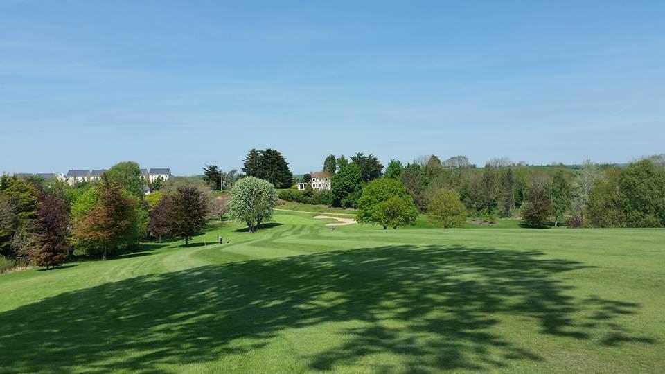 The first at Kilkenny Golf Club