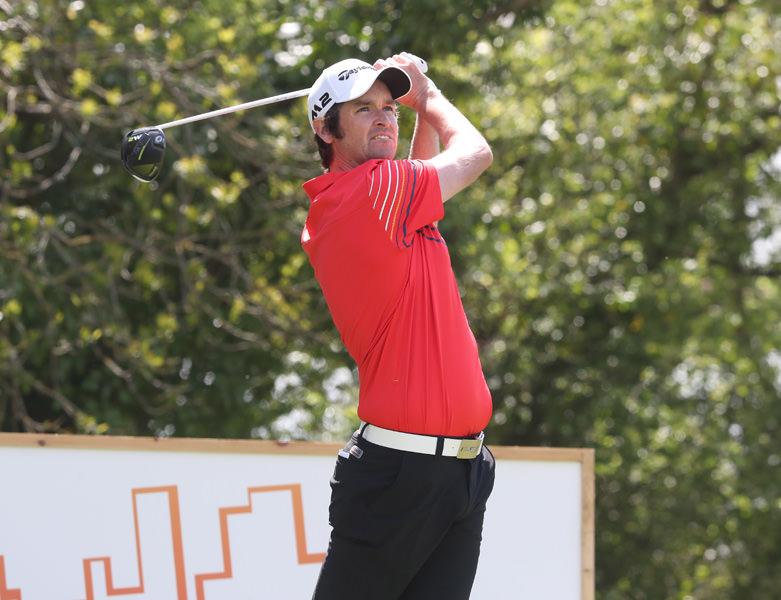 Niall Turner. Picture: PGA Europro Tour