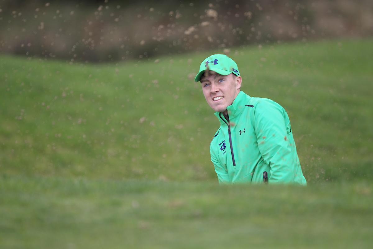 Kevin Le Blanc. Picture courtesy GUI/Golffile/Fran Caffrey