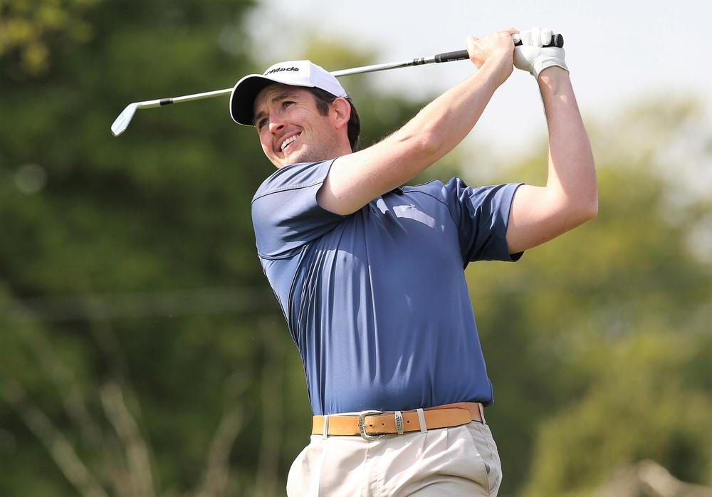 Richard Kilpatrick of Banbridge Golf Club. Photo by Patrick Bolger/Getty Images)