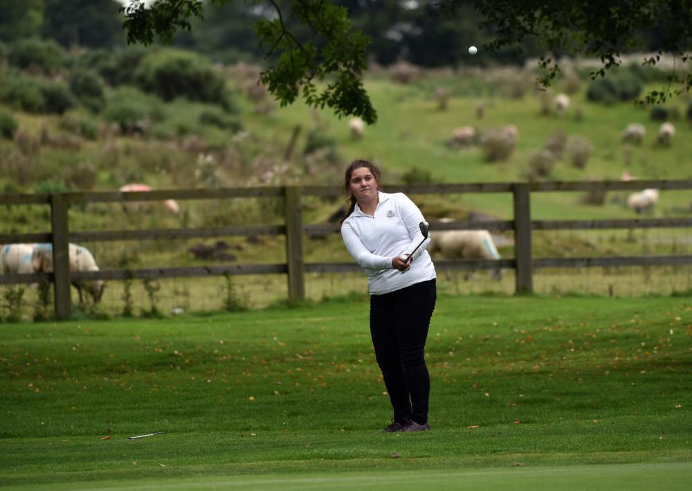 Aine Curran (Royal County Down Ladies)