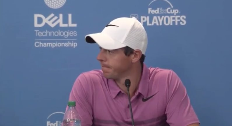 No looking back. Rory McIlroy wants to win before the end of 2017