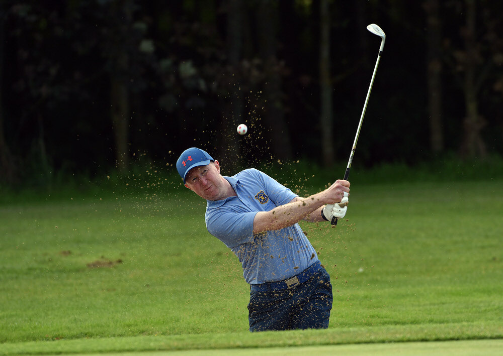 2017 GUI All Ireland Fourball Final at Millicent Golf Club