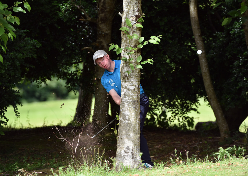 Cathal Butler in action during the 2016 Interprovincial Championship at Fota Island. Picture by  Pat Cashman