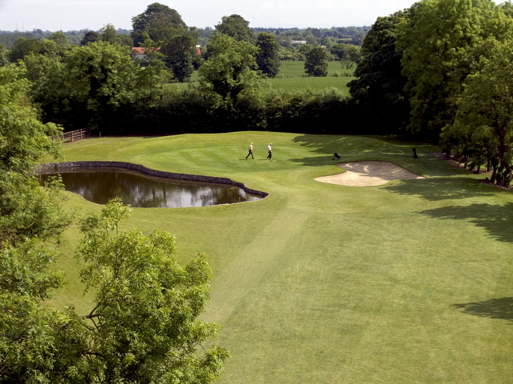 The third hole at the Orchard Course