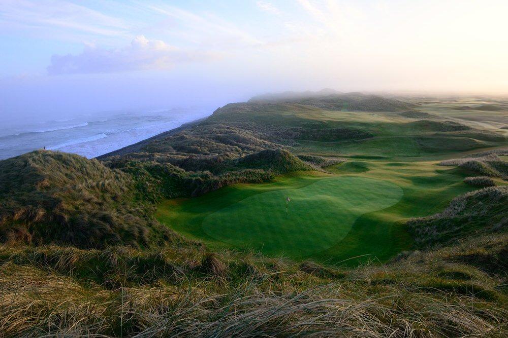 Trump International Golf Links Ireland, Doonbeg