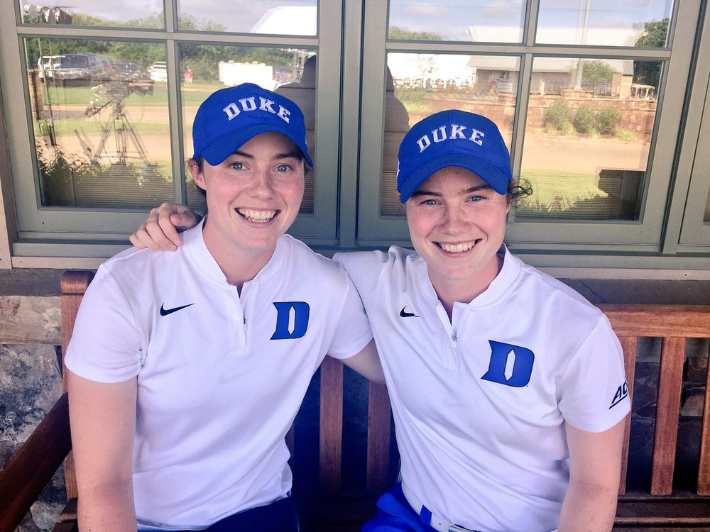 Lisa and Leona Maguire. Picture via  Beth Ann Nichols /Twitter