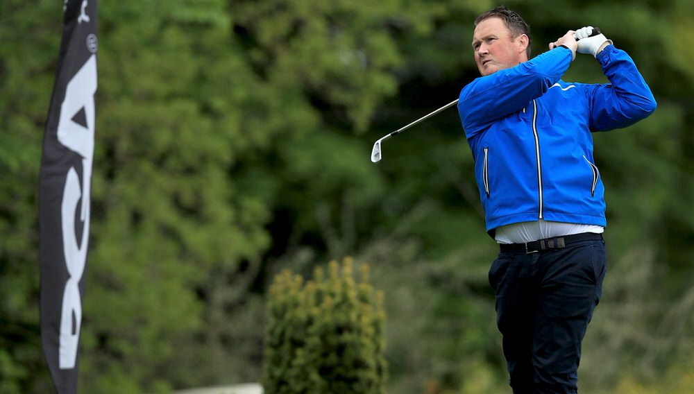 Evolve Golf Coaching's Michael McGeady