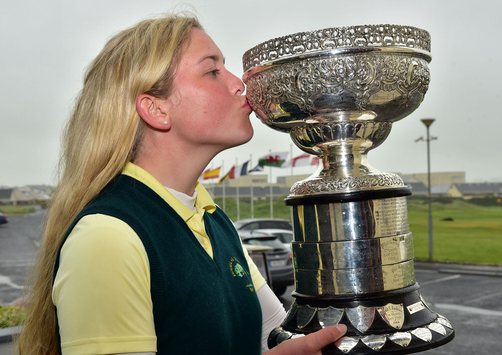 2018 Irish Women's Close Amateur Championship at Enniscrone Golf