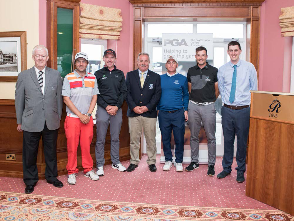 Dubai Duty Free Irish Open Qualifier, Rosapenna