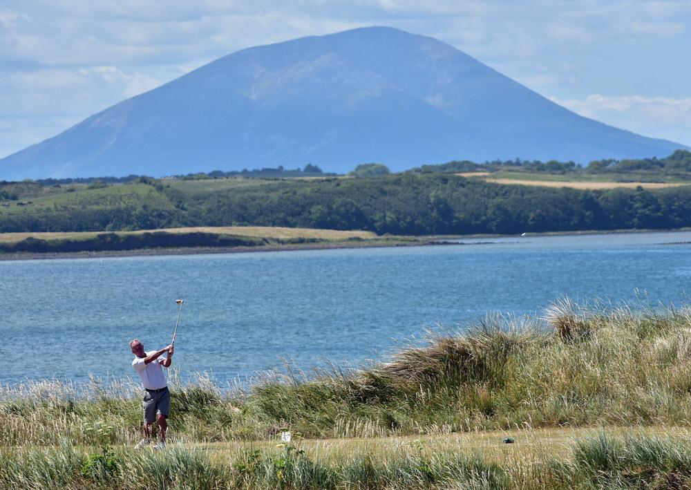 2018 Irish Seniors Amateur Close Championship at Enniscrone Golf