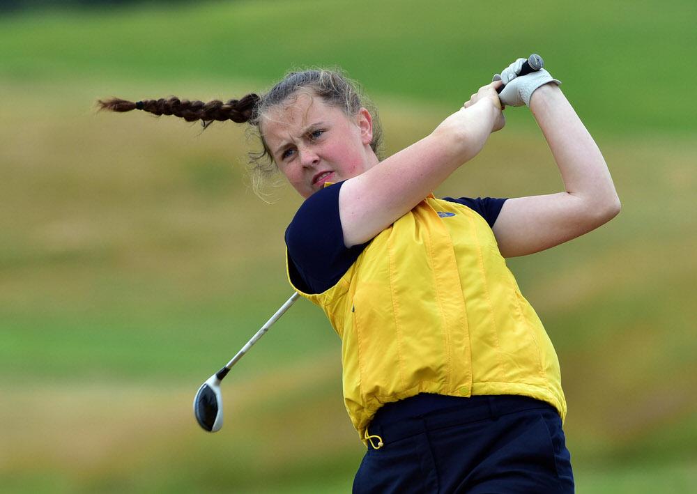 2018 ILGU Interprovincial Matches at Castle Dargan Golf Resort