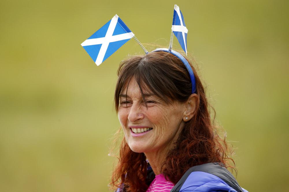 Shannon McWilliam of Scotland