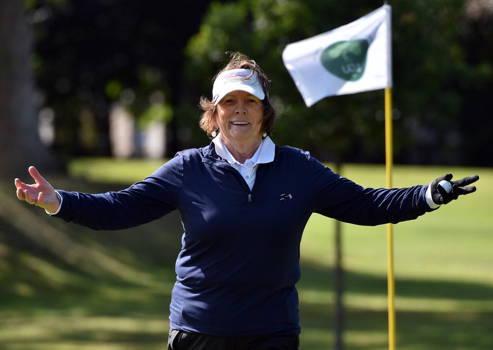 2018 Irish Seniors Women's Open Strokeplay at Grange Golf Club