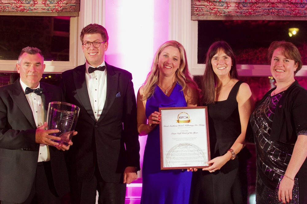 IGTOA 2018 Large Golf Hotel of the Year