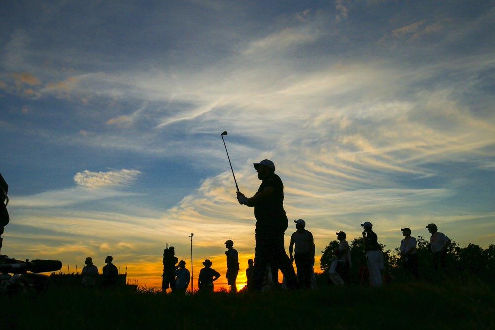Shane Lowry. Picture: Copyright USGA/Jeff Haynes