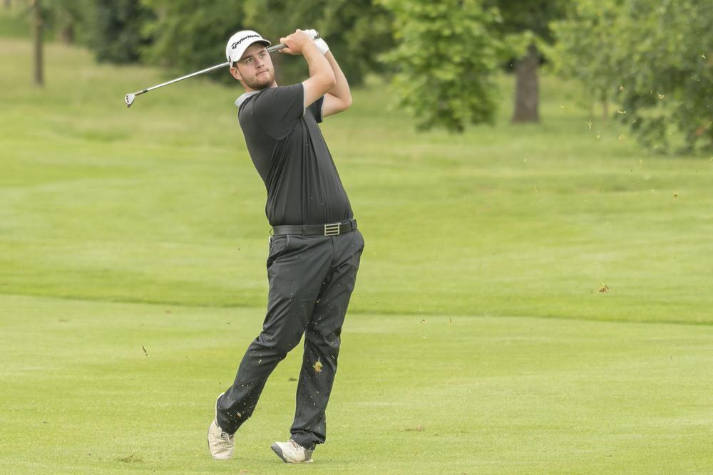 Max Schmitt. Picture:golfsupport.nl