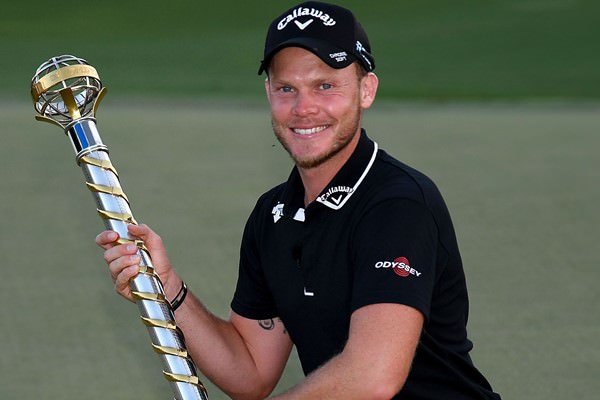 Danny Willett. Picture: Getty Images