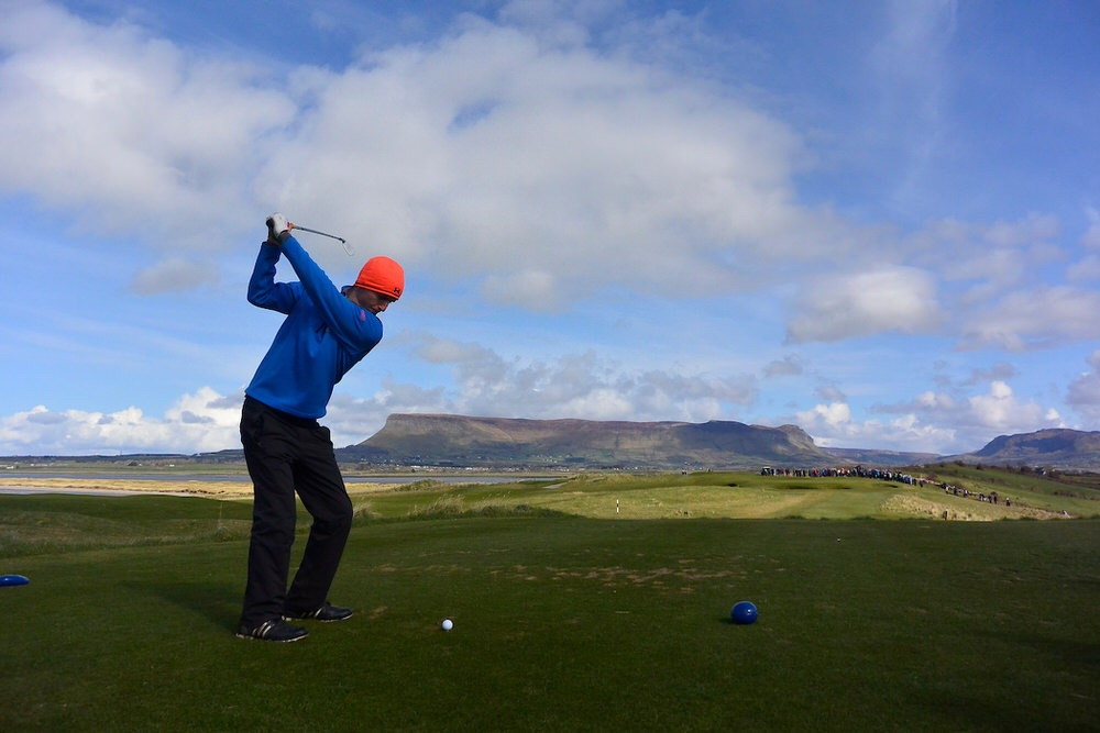 County Sligo Golf Club will host the West of Ireland and the Flogas Irish Amateur Open in 2019. Picture: Golffile.ie
