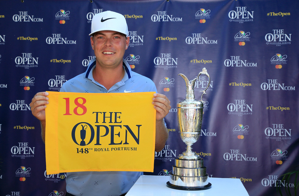 Keith Mitchell qualified for The 148th Open at the Arnold Palmer Invitational presented by Mastercard. Credit: The R&A/Getty Images.