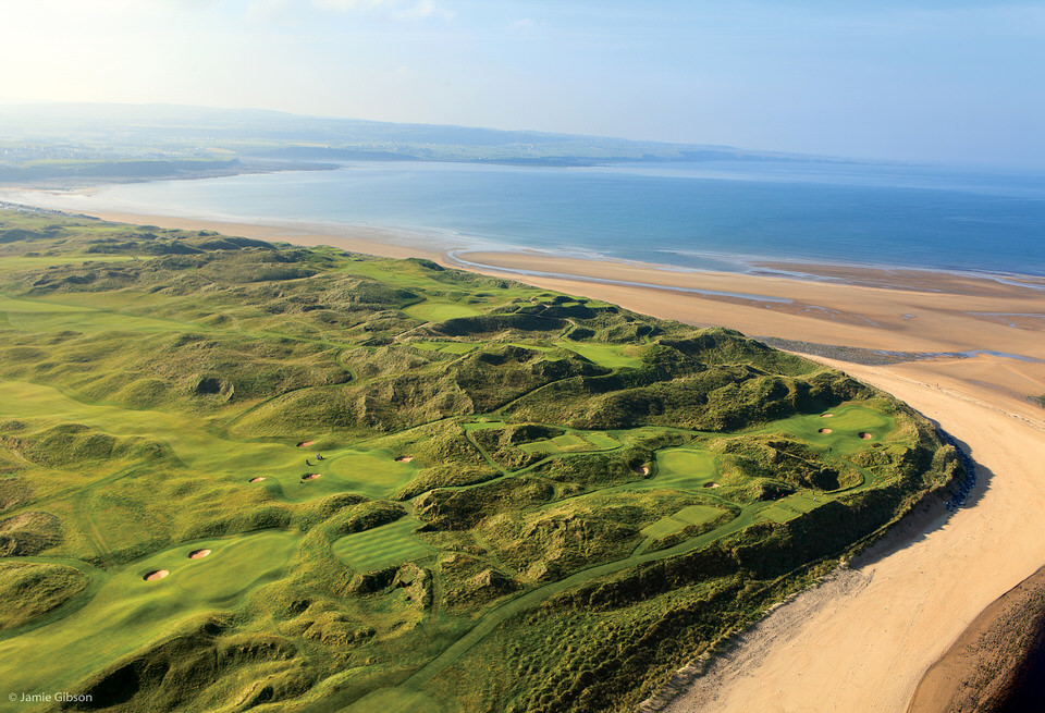 Lahinch Golf Club in Co Clare