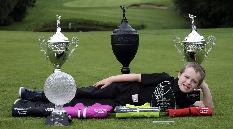 Harry O'Hara - Gary Player champion