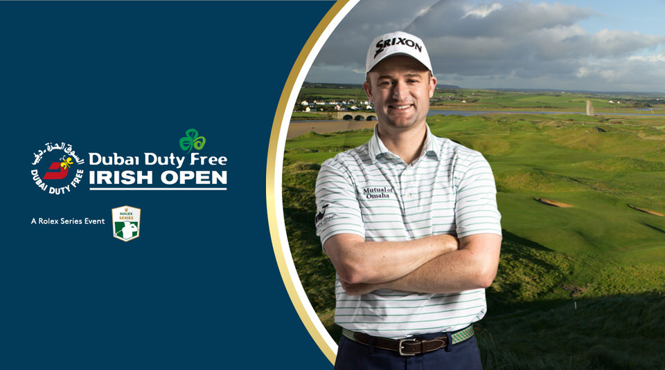 Russell Knox is heading for Lahinch from July 4-7