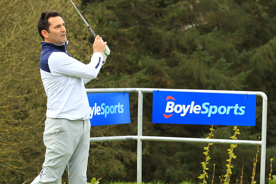 Gary O'Flaherty in action in Lee Valley at the Boylesports Senior Scratch Cup last year. Picture: Niall O'Shea
