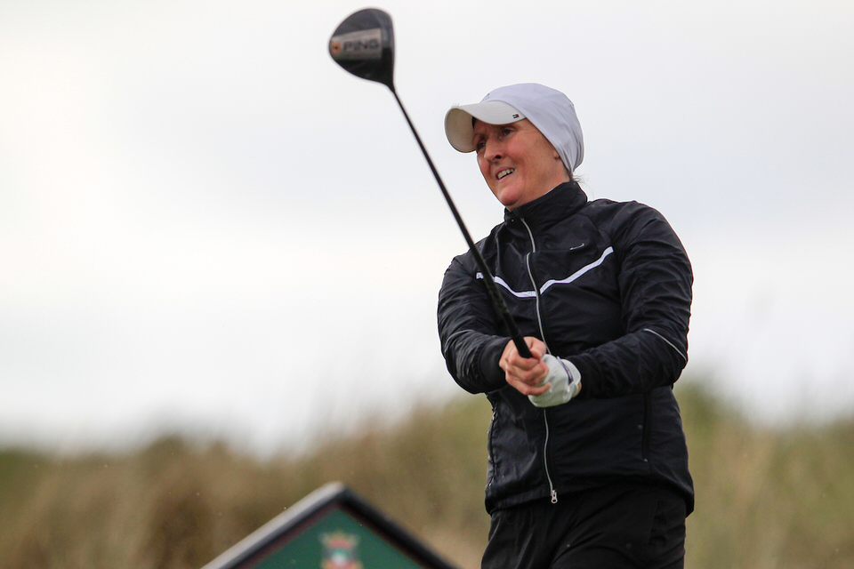County Louth's Deirdre Smith. Picture: Golffile   Fran Caffrey