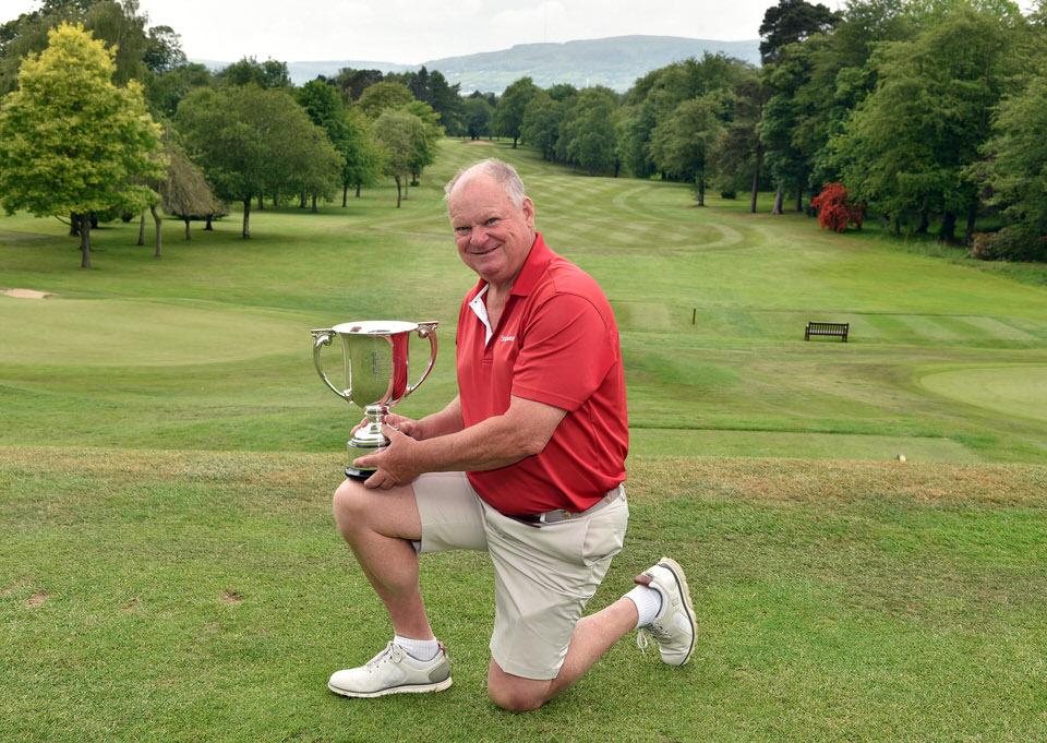 2019 Irish Seniors Amateur Open Championship at Belvoir Park Gol
