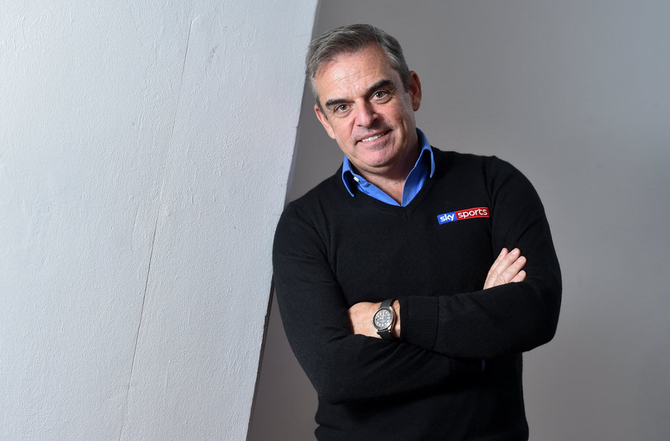 Paul McGinley is a Sky Sports analyst and will be providing commentary on 119th US Open at Pebble Beach in California. All four days of action will be shown live and exclusively on Sky Sports.