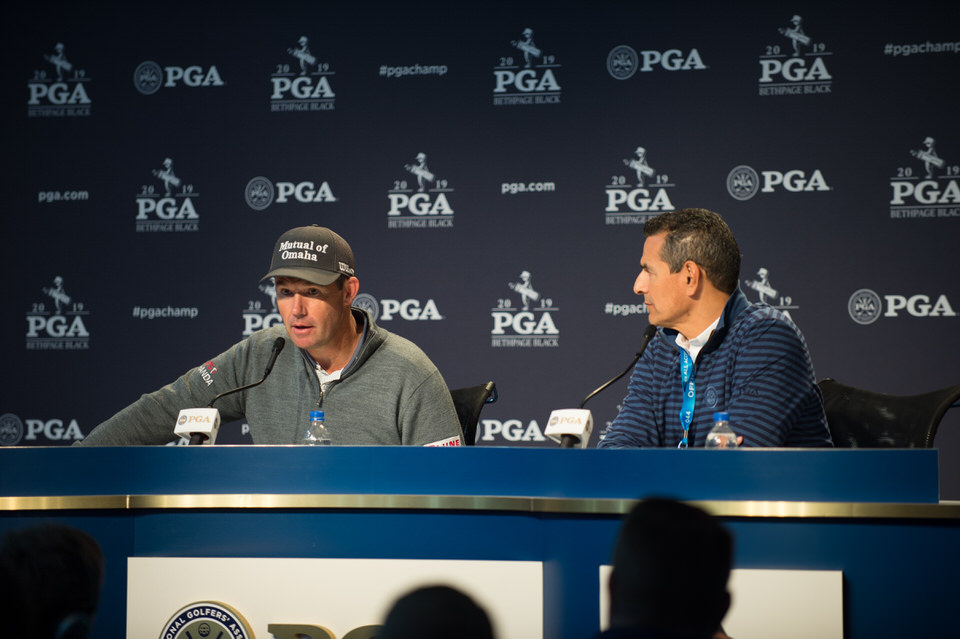 Pádraig Harrington. Picture: PGA of America