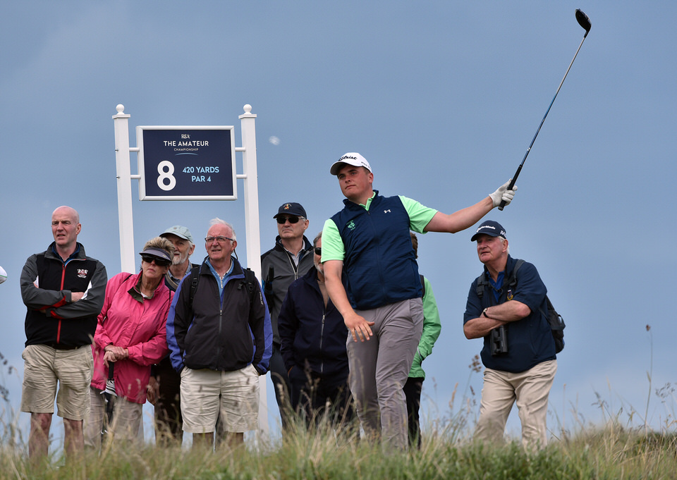 2019 The Amateur Open Championship at Portmarnock Golf Club