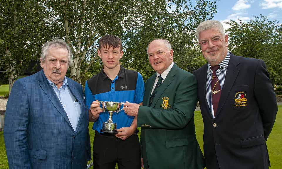 Leinster Boys Amateur Open Championship 2019
