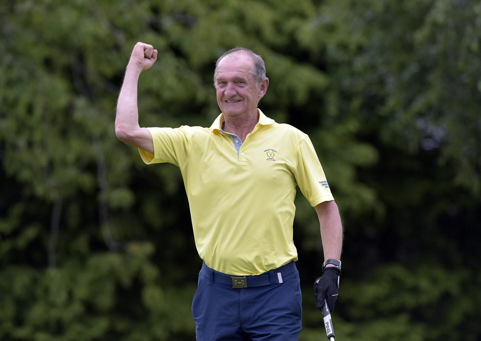 2019 Irish Seniors Amateur Close Championship at Kilkenny Golf C