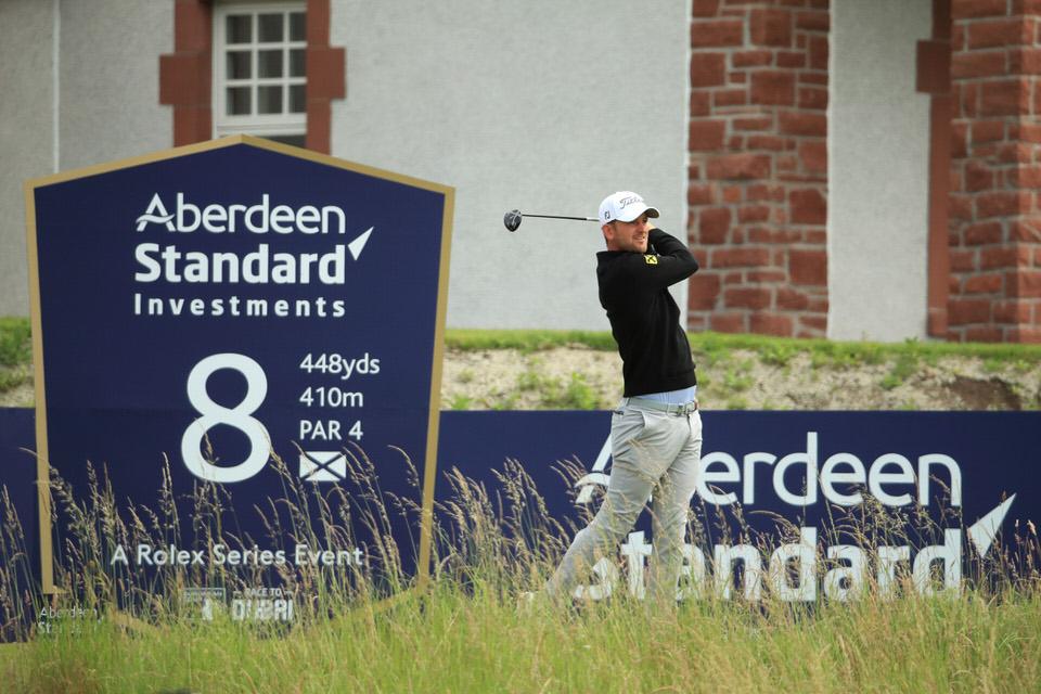 Bernd Wiesberger. Picture: Getty